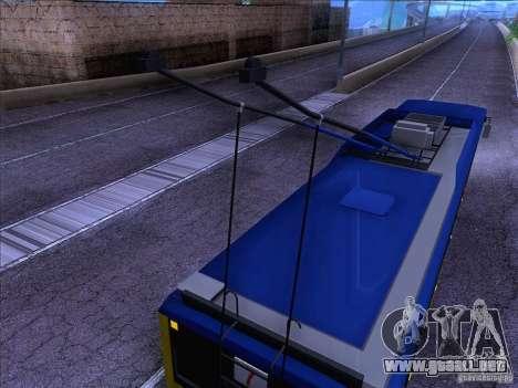 ElectroLAZ-12 para la visión correcta GTA San Andreas
