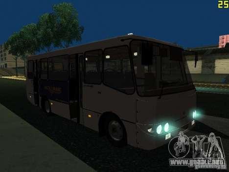 Bogdan A09202 v2 para visión interna GTA San Andreas
