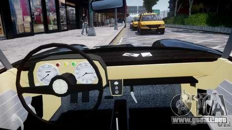 FSO Syrena Sport 1960 para GTA 4 visión correcta