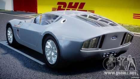 Ford GR-1 para GTA 4 visión correcta