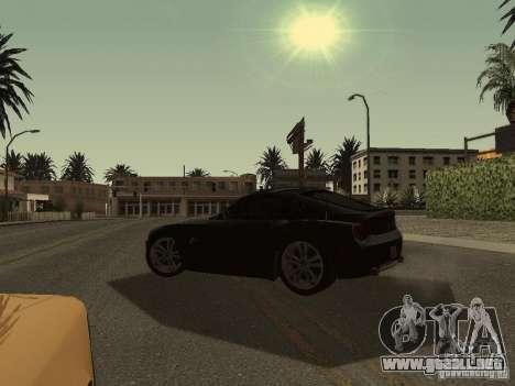 ENBSeries v 2.0 para GTA San Andreas sexta pantalla