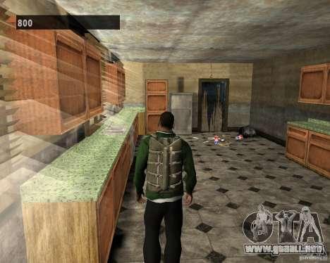Interiores ocultos 3 para GTA San Andreas sexta pantalla