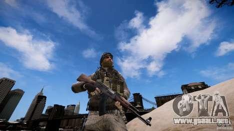 Precio del capitán de COD MW3 para GTA 4