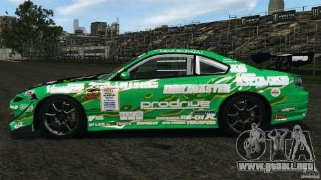 Nissan Silvia KeiOffice para GTA 4 left