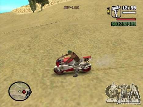 ZiT para GTA San Andreas segunda pantalla