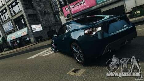 Scion FR-S para GTA motor 4