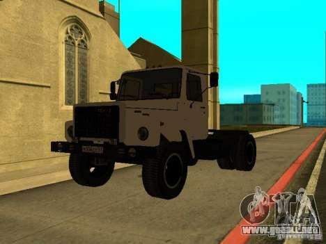 GAZ 3309 tractor para GTA San Andreas