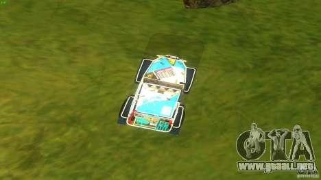 ANT para visión interna GTA San Andreas