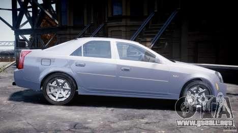 Cadillac CTS para GTA 4 left
