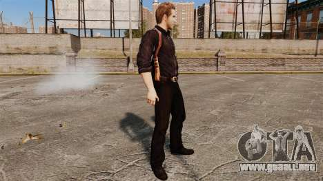 Ryan Reynolds (Nick Walker) para GTA 4 segundos de pantalla