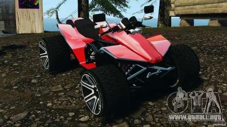 ATV PCJ Sport para GTA 4