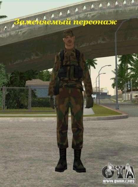 Pieles de S.T.A.L.K.E.R. para GTA San Andreas décimo de pantalla