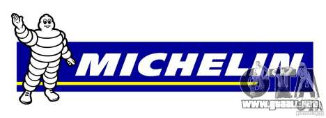 Michelin Racing Tires para GTA 4