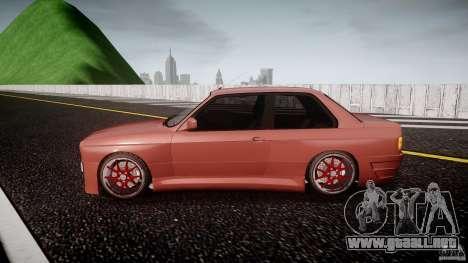 BMW E30 v8 para GTA 4 left