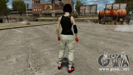 Fe para GTA 4 tercera pantalla