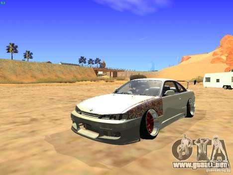 Nissan Silvia S14 JDM para GTA San Andreas