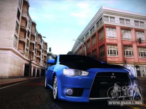 Realistic Graphics HD para GTA San Andreas