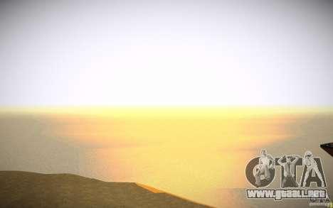 Agua HD v3.0 para GTA San Andreas undécima de pantalla