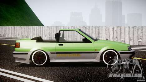 New Futo para GTA 4 vista interior