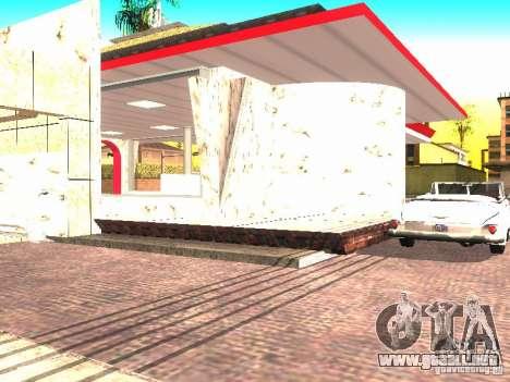 Mezquita y animación oración para GTA San Andreas quinta pantalla
