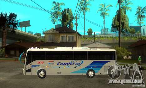 AGA Polaris para GTA San Andreas left