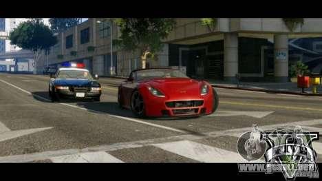 GTA 5 LoadScreens para GTA San Andreas octavo de pantalla