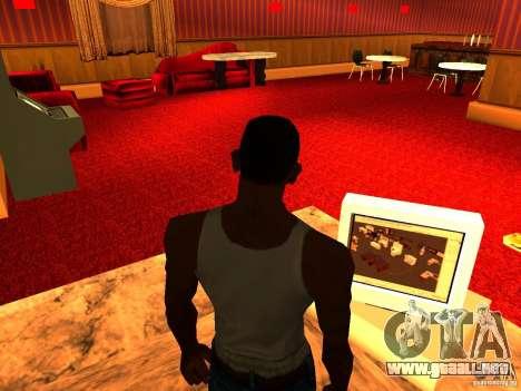 Burdel Cj v1.0 para GTA San Andreas octavo de pantalla