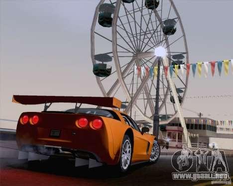 Optix ENBSeries para PC de gran alcance para GTA San Andreas séptima pantalla
