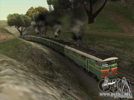4TÈ10S-0013 para GTA San Andreas vista hacia atrás