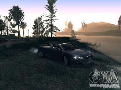 ENB Series By Raff-4 para GTA San Andreas segunda pantalla