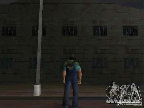 Nuevos patrones de la estación de policía para GTA Vice City quinta pantalla
