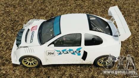 Colin McRae OGIO Rallycross para GTA 4 visión correcta