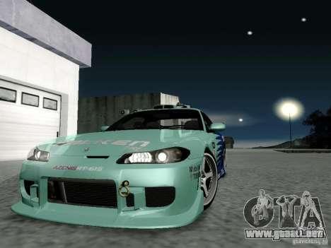 ENBSeries by Shake para GTA San Andreas twelth pantalla