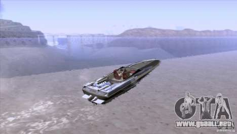 Shine Reflection ENBSeries v1.0.0 para GTA San Andreas décimo de pantalla