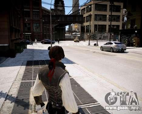 Assasins Creed 2 Young Ezio para GTA 4 tercera pantalla