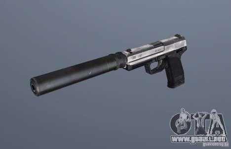 Grims weapon pack3-2 para GTA San Andreas quinta pantalla