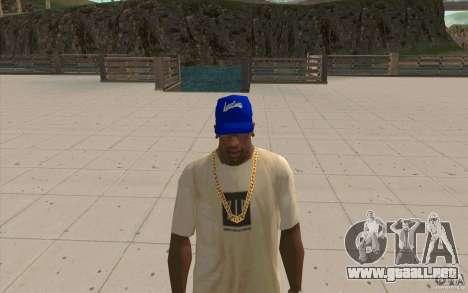 Tapa WCCB para GTA San Andreas segunda pantalla