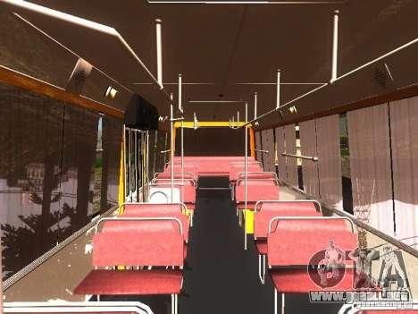 LAZ-4202 para visión interna GTA San Andreas