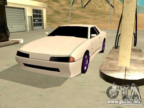 New Elegy v.1 para GTA San Andreas