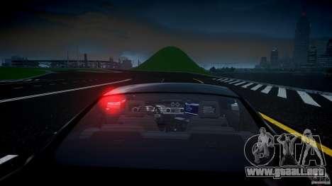 Saleen S281 Extreme Unmarked Police Car - v1.2 para GTA motor 4