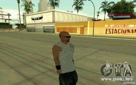 Mexican Drug Dealer para GTA San Andreas segunda pantalla