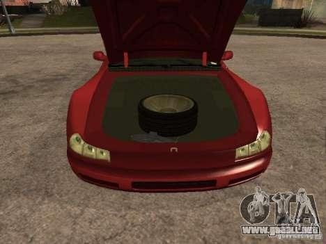 HD Cheetah para la visión correcta GTA San Andreas