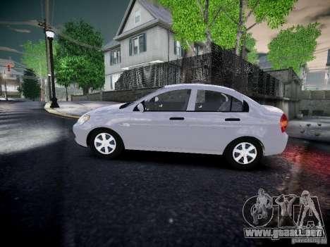 Hyundai Accent Era para GTA 4 left