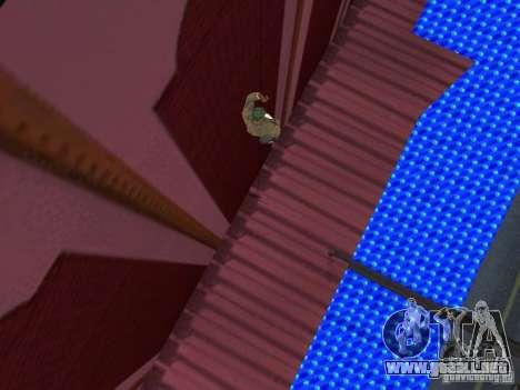 cuerda para GTA San Andreas quinta pantalla