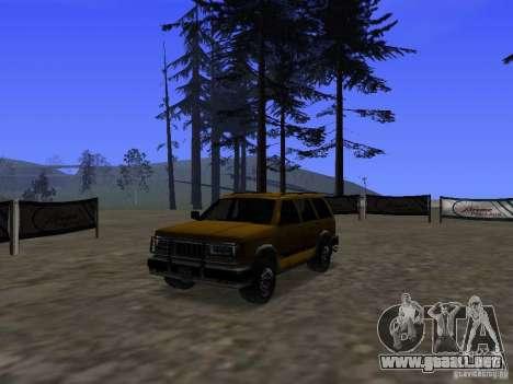 Mountainstalker S para visión interna GTA San Andreas