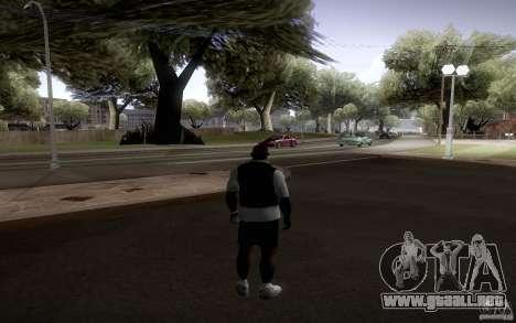 StreamMemFix2.2 para GTA San Andreas quinta pantalla