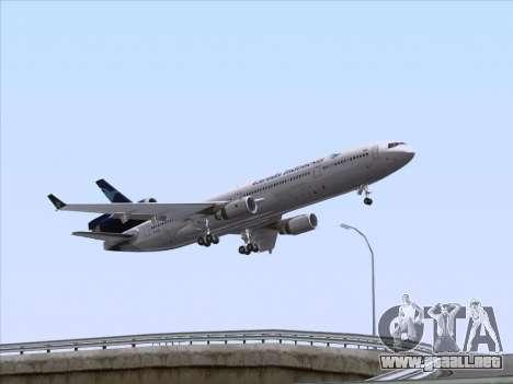 McDonnell Douglas MD-11 Garuda Indonesia para las ruedas de GTA San Andreas