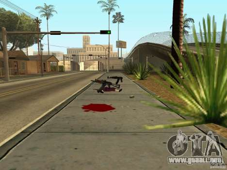 Armas nacional-versión 1.5 para GTA San Andreas séptima pantalla