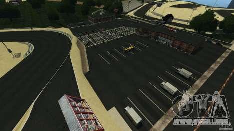 Laguna Seca [HD] Retexture para GTA 4 adelante de pantalla