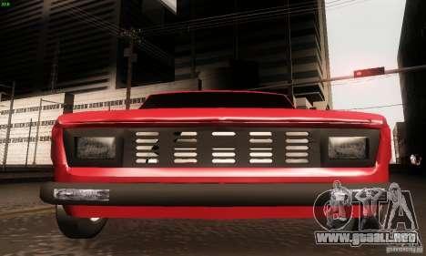 Zastava Skala 55 para la visión correcta GTA San Andreas